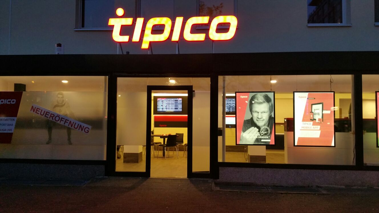 Kontakt Tipico